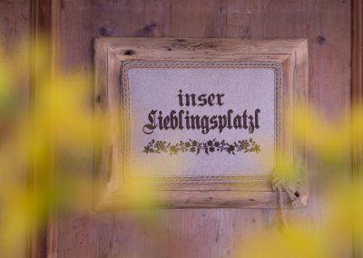 Lieblingsplatzl - Wienerhof Trins - Wipptal