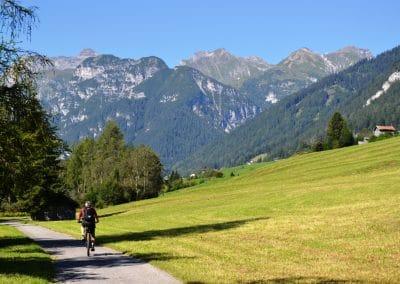 Bike und Wandern Padasterjochhaus Trins (9)