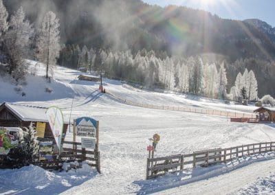 Skifahren Skilift Trins - Wienerhof Trins - Wipptal